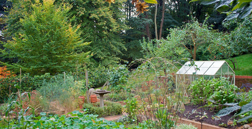 Sylvan Studio | Wiltshire Garden Design